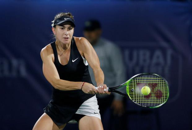 Wimbledon : Belinda Bencic sort au troisième tour