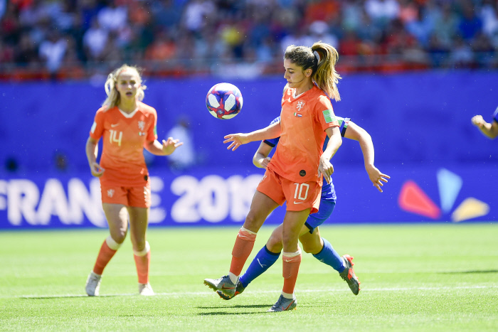 CDM France 2019 : les Pays-Bas accèdent à la premiere demi-finale de leur histoire