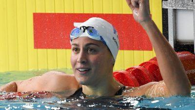 Charlotte Bonnet : « Les Jeux Olympiques sont en permanence dans un coin de ma tête »