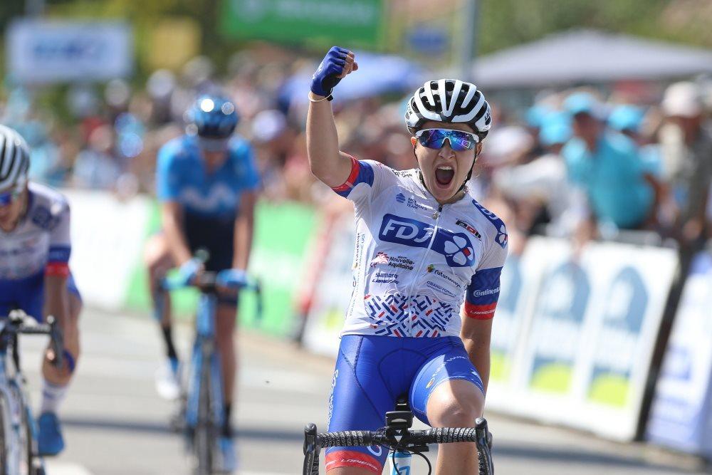 Cyclisme sur route : Jade Wiel sacrée championne de France
