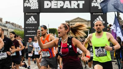 Quand le running devient une fête !
