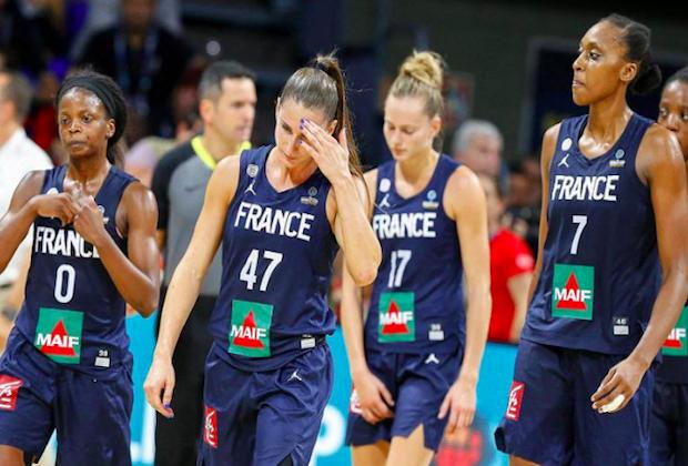 EuroBasket 2019 : les Françaises s'inclinent en finale