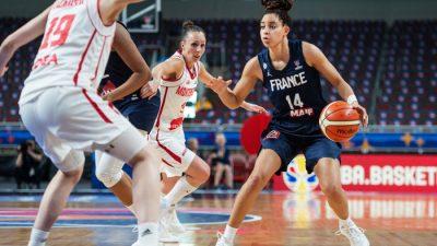 EuroBasket 2021 : la France co-organisatrice avec l'Espagne