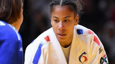 Interview « selfie » exclusive de la judoka Fanny-Estelle Posvite