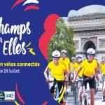 À l'occasion de la dernière étape du Tour de France 2019, le 28 juillet, FDJ invite 1000 femmes à prendre part à la «Randonnée du Tour de France».