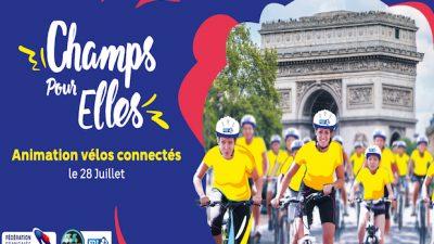 FDJ invite 1000 femmes cyclistes sur la «Randonnée du Tour de France»