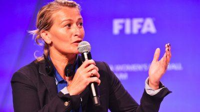 Frédérique Jossinet : «Le football féminin français est un modèle»