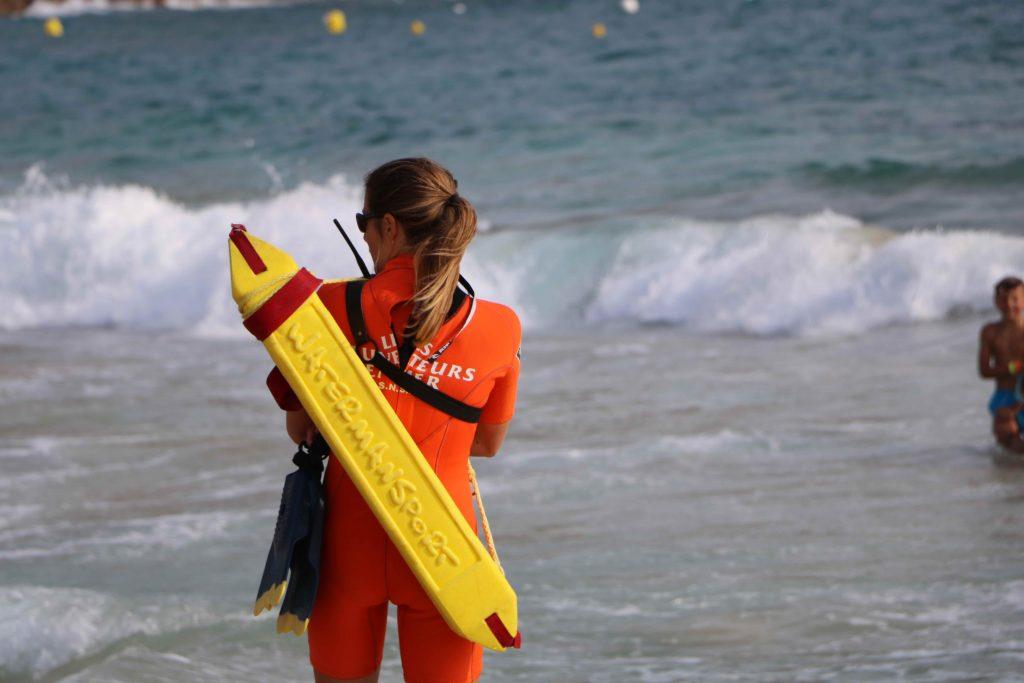 Delphine Guillot : vis ma vie de sauveteuse en mer !