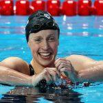 Après une semaine compliquée où elle a subi la maladie, l'Américaine Katy Ledecky a remporté l'épreuve du 800 m des Mondiaux-2019 de natation de Gwangju.
