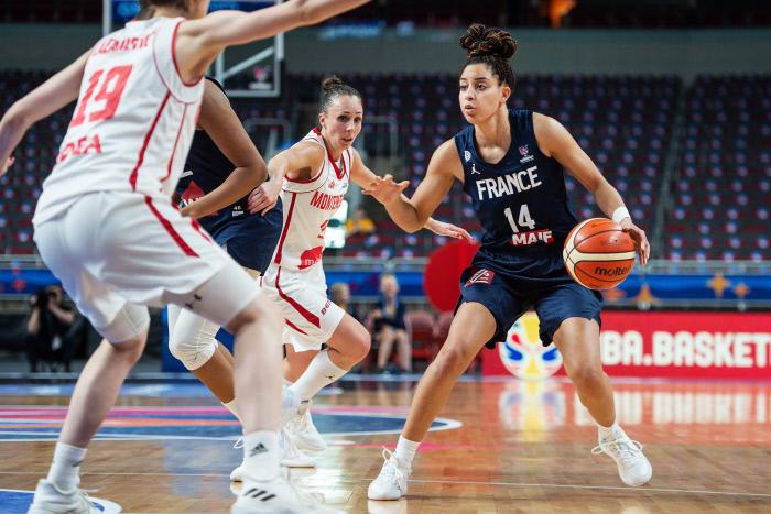 La récap du week-end : les basketteuses françaises en quarts de l'EuroBasket 2019