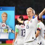 Alors que Neymar était pressenti pour être en couverture du jeu vidéo FIFA 20, la footballeuse star américaine Megan Rapinoe pourrait venir changer la donne !