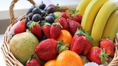 Mercredi food – Recette d'été : rouleaux de printemps aux fruits de saison