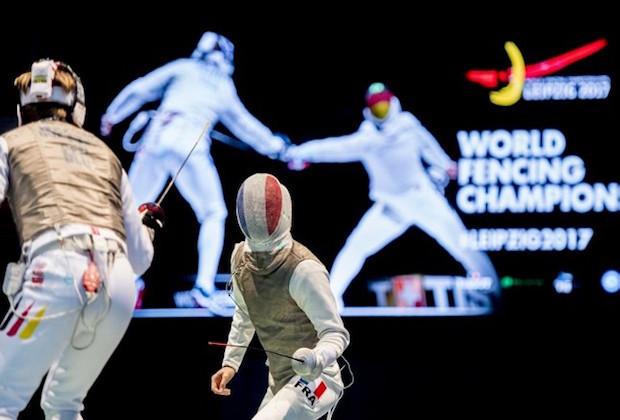 Mondiaux-2019 d'escrime : Vitalis au pied du podium à l'épée, Moellhausen sacrée