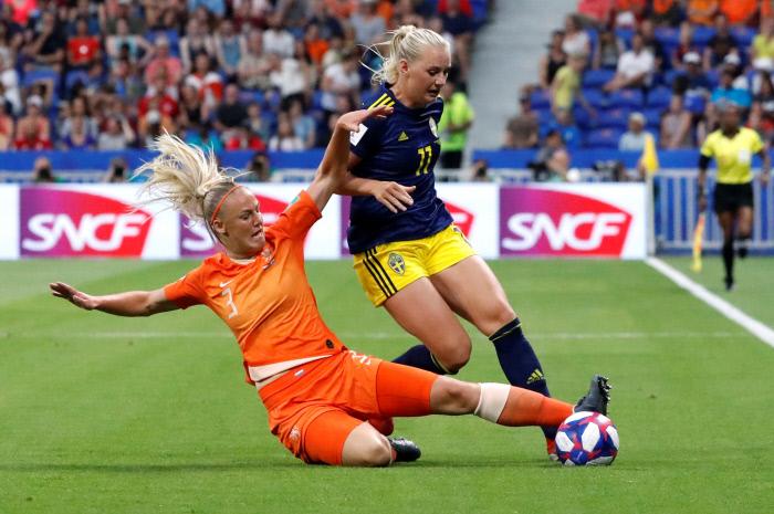 CDM France 2019 : les Pays-Bas rejoignent les États-Unis en finale