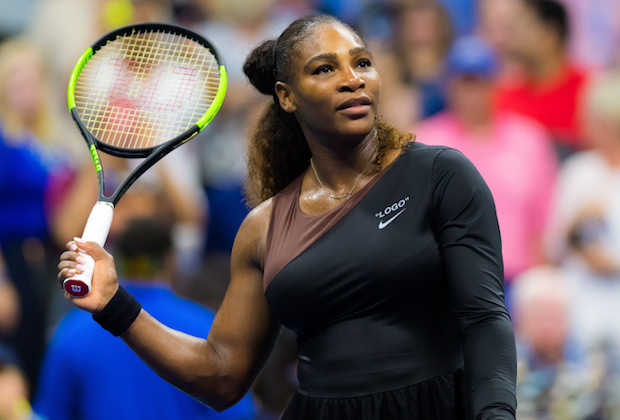 Wimbledon : Serena Williams passe facilement le premier tour