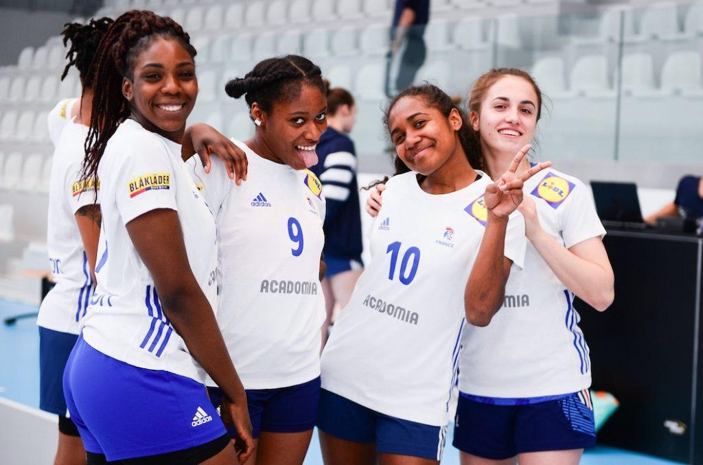 Acadomia a aidé des handballeuses tricolores à préparer le baccalauréat... tandis que la FFHB les a préparées au Championnat d'Europe des moins de 19 ans.