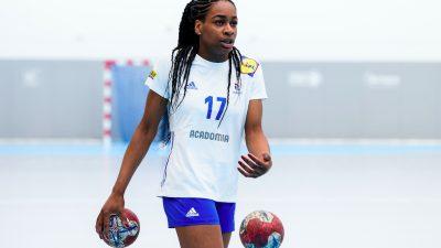 Handballeuses et bachelières : la fin d'année studieuse de l'équipe de France U19