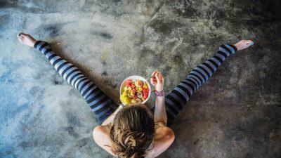 Yoga et alimentation : on mange comment pour être zen ?