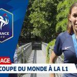 Avant de débuter la préparation de sa première saison comme arbitre centrale de Ligue 1, Stéphanie Frappart revient sur la Coupe du monde féminine 2019.
