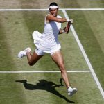 Les Françaises Caroline Garcia et Alizé Cornet ont toutes les deux été éliminées dès le premier tour de Wimbledon lundi, à Londres.
