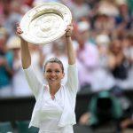 Simona Halep a remporté le tournoi de Wimbledon samedi, à Londres, en battant en finale l'Américaine aux 23 titres en Grand Chelem, Serena Williams.