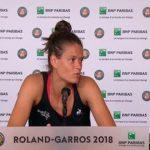 La Française Chloé Paquet, 156e mondiale, a éliminé sa compatriote et meilleure tricolore, Caroline Garcia en quarts-de-finale du tournoi WTA de Jurmala.