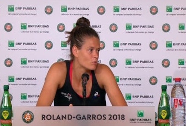 WTAJurmala : Chloé Paquet sort Caroline Garcia en quarts