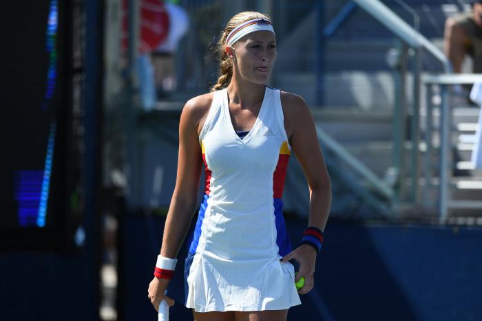 Wimbledon : Mladenovic tombe au deuxième tour