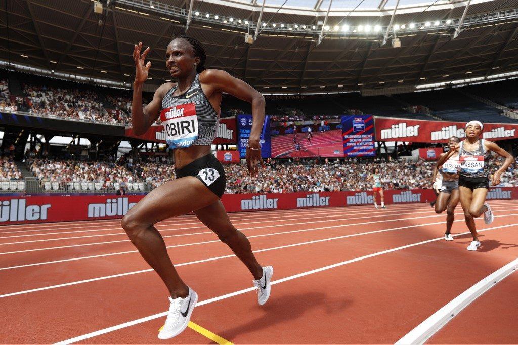 Mondiaux de Doha – Hellen Obiri sera au départ du 5.000 et du 10.000 m