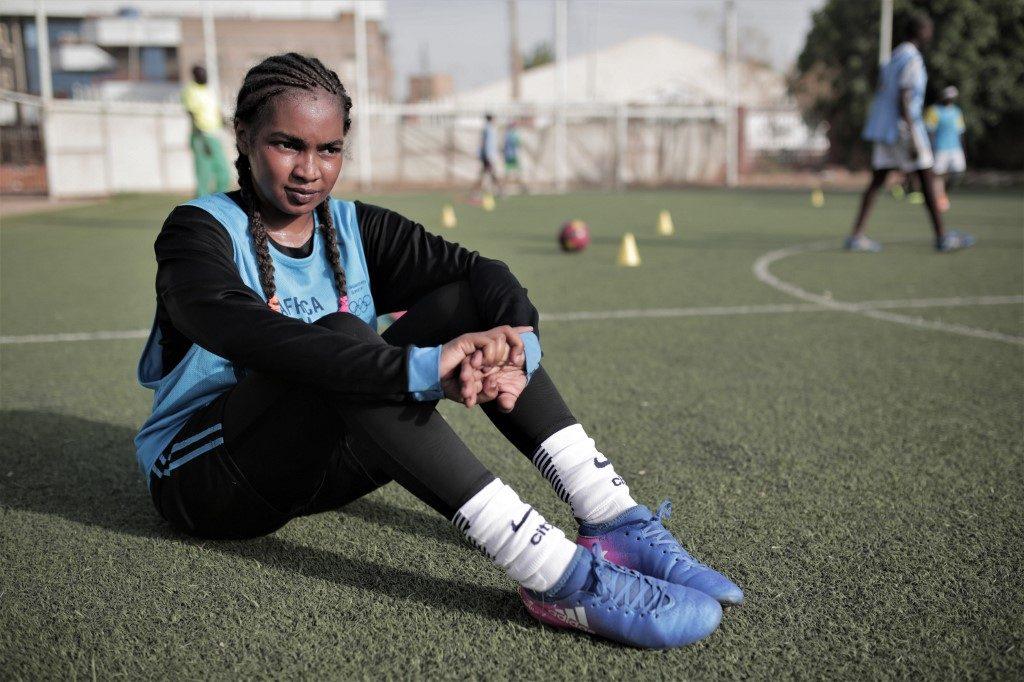 Historique – Le Soudan lance un championnat de football féminin !