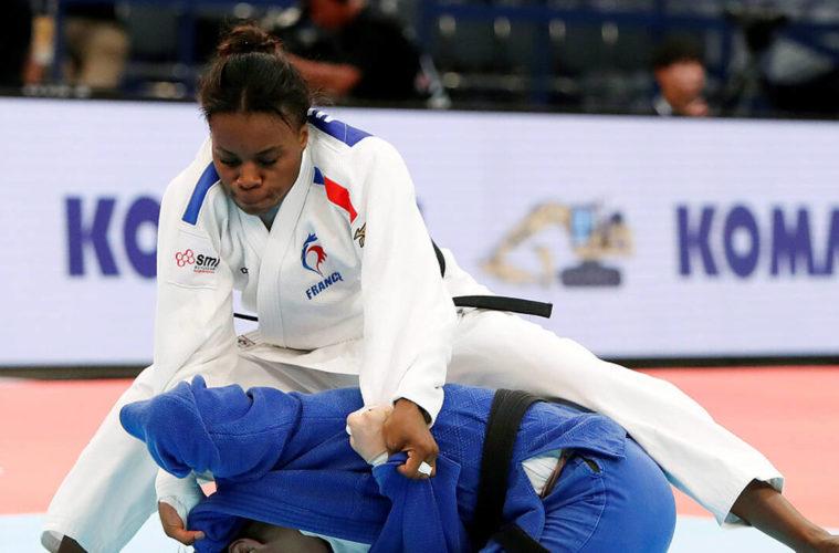 Mondiaux-2019 de judo : Madeleine Malonga (-70kg) également en or