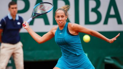 WTA : Madison Keys s'impose à Cincinnati