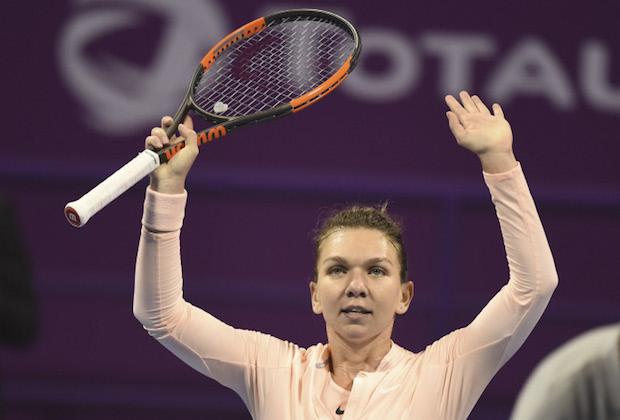 WTA Masters 1000 Toronto : Simona Halep passe facilement en quarts
