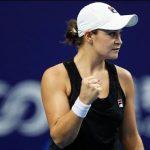 Ashleigh Barty et Karolina Pliskova, respectivement N.2 et N.3 mondiales, se sont difficilement qualifiées pour le 2e tour de l'US Open lundi, à New York.