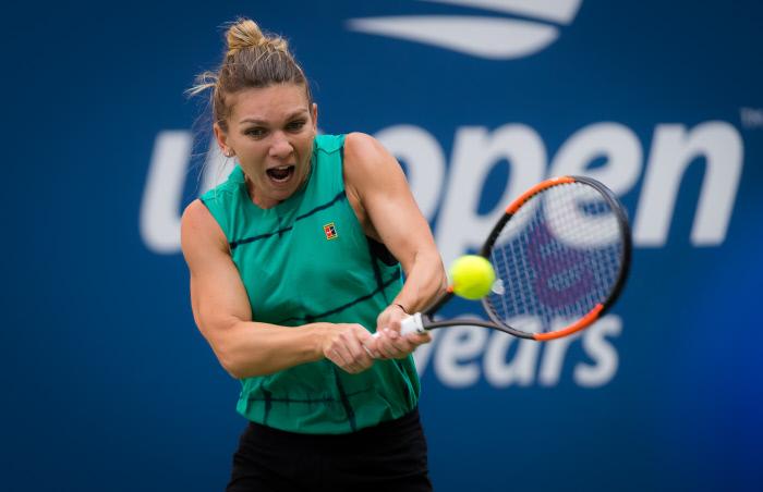 [US Open] Halep sortie au deuxième tour par une qualifiée américaine