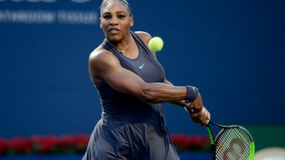 US Open : Serena Williams affrontera Maria Sharapova au premier tour