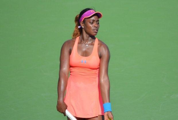 [US Open] Sloane Stephens tombe d'entrée à New York