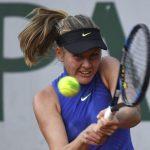 La Française Fiona Ferro a été éliminée au deuxième tour du tournoi WTA de New York mercredi, battue en deux sets par la Chinoise Wang Qiang (6-1, 6-4).