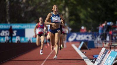 Mondiaux-2019 d'athlétisme – Rénelle Lamote éliminée en demi-finale du 800m