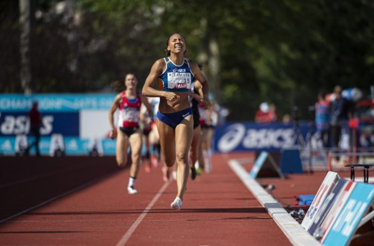 [Mondiaux-2019 d'athlétisme] Rénelle Lamote éliminée en demi-finale du 800m