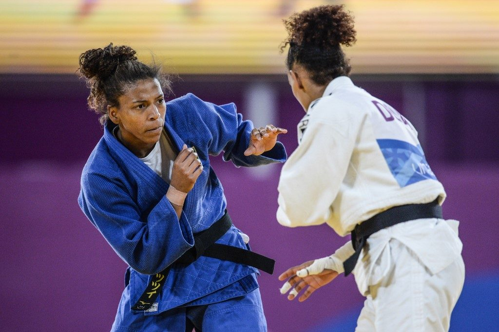 Dopage : la judoka Rafaela Silva déchue de son titre aux Jeux panaméricains