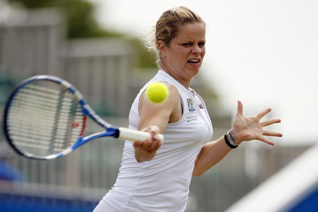 Tennis : Kim Clijsters, ex N.1 mondiale, annonce son retour à la compétition !