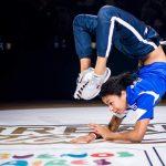 Interview-selfie de la danseuse de breakdance Señorita Carlota, première Française à avoir participé aux Jeux olympiques de la jeunesse en 2018 (5e place).
