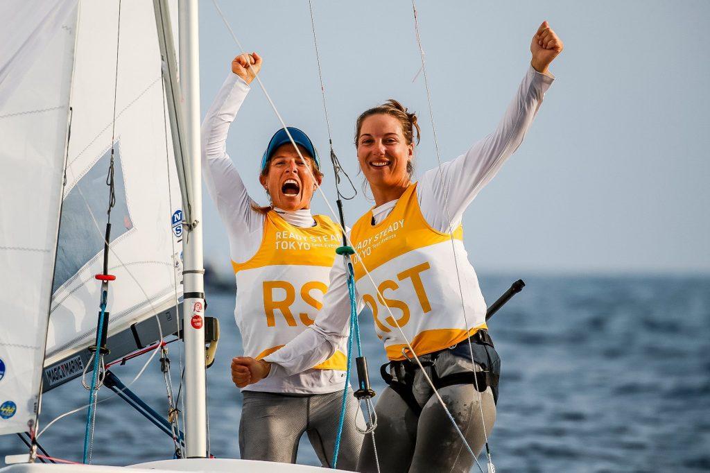 Voile : Camille Lecointre et Aloïse Retornaz retenues pour Tokyo-2020