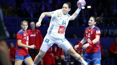 Euro Handball 2020 : Alexandra Lacrabère forfait pour les deux matchs de qualifications