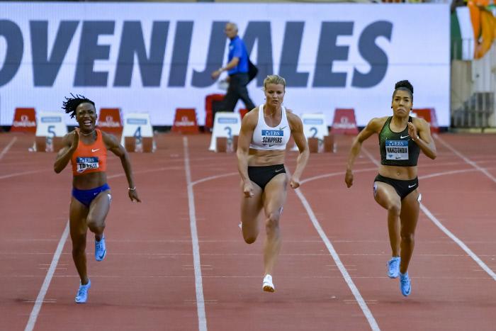 [Mondiaux-2019 d'athlétisme] Schippers et Ta Lou déclarent forfait pour le 200 m