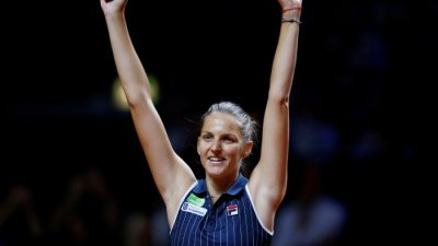 WTA Zhengzhou : Pliskova remporte son quatrième titre de la saison