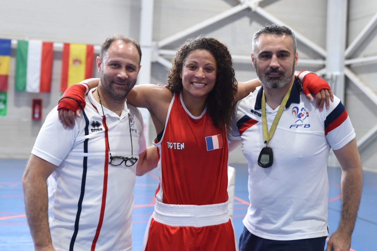 La story d'Émilie Sonvico : son expérience aux Championnats d'Europe à Madrid