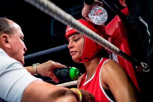 La story d'Émilie Sonvico : l'interview-selfie de la boxeuse