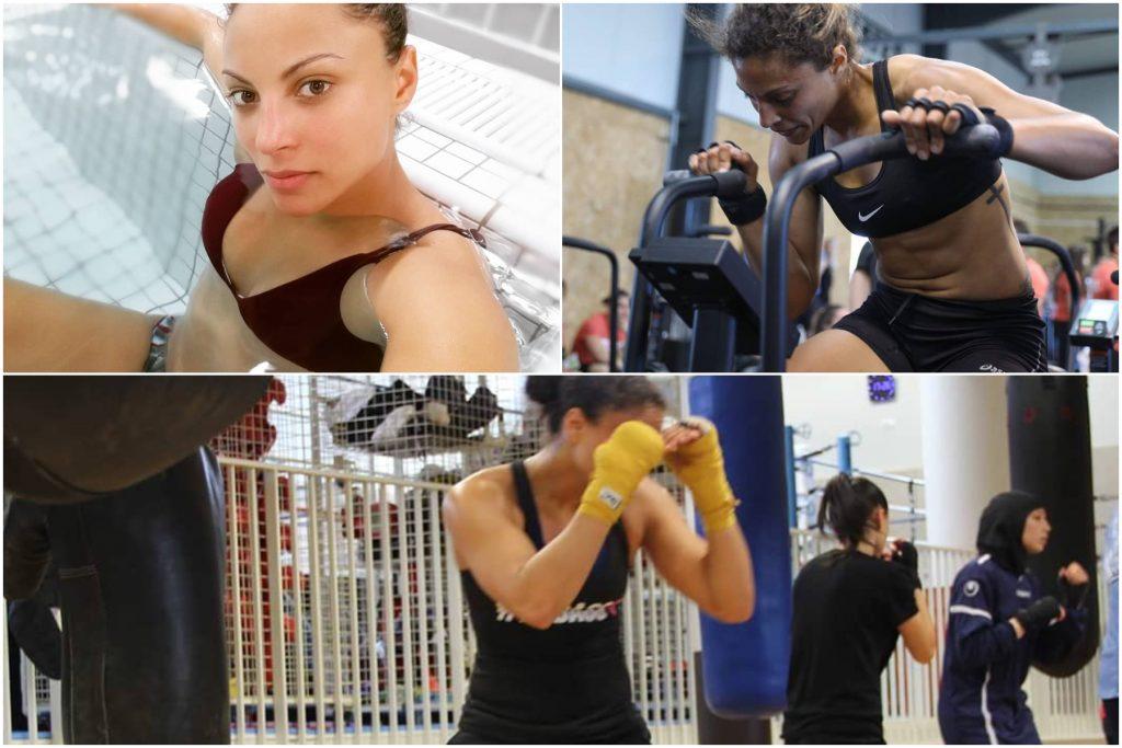 La story d'Émilie Sonvico : sa routine sportive quotidienne à l'INSEP